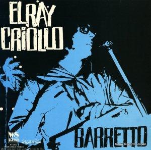 レイ・バレット - el ray criollo - WS4052