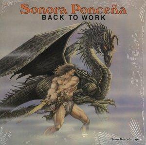 ソノーラ・ポンセーニャ - back to work - JMIS1083