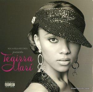 ティアラ・マリー - roc-a-fella records presents teairra mari - B0004526-01