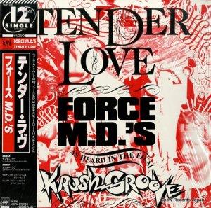 フォース・M.D.'S - テンダー・ラヴ - 12AP3161