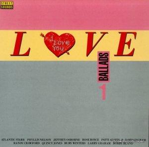 V/A - love ballads vol.1 - LVBAL001
