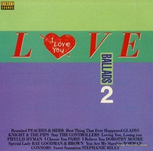 V/A - love ballads vol.2 - LVBAL002