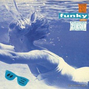 V/A - fast, funky & fantastic - KENT082
