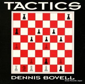 デニス・ボーヴェル - tactics - LKJLP010