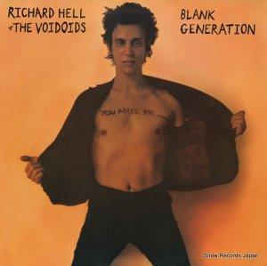 リチャード・ヘル - blank generation - LSD-4007