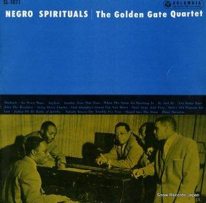 ゴールデン・ゲート・クァルテット - 黒人霊歌を歌う - SL-3071