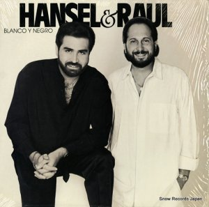 HANSEL AND RAUL - blanco y negro - DIL-80016