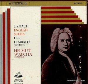 ヘルムート・ヴァルヒャ - バッハ:イギリス組曲全集 - ASC5173-4