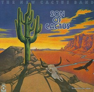 ザ・ニュー・カクタス・バンド - son of cactus - SD7017