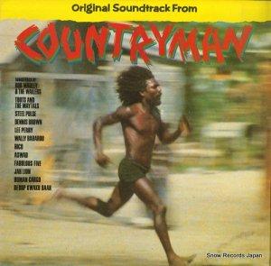 V/A - the original sountrack from the film countryman - MSTDA1