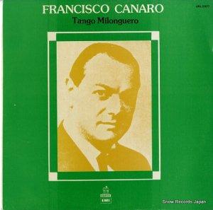 フランシスコ・カナロ - tango milonguero - URL21577