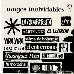 V/A - tangos inolvidables - EMI518