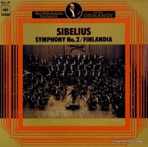 ユージン・オーマンディ - シベリウス:交響曲第2番&交響詩「フィンランディア」 - SOCT17