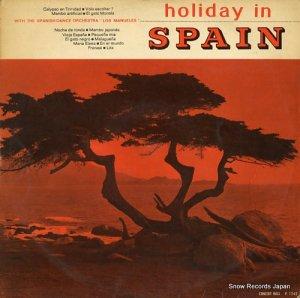 ロス・マヌエレス楽団 - スペインの休日 - P.1242