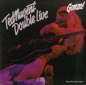 テッド・ニュージェント - double live gonzo - KE235069