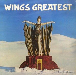 ポール・マッカートニー&ウイングス - wings greatest - PCTC256