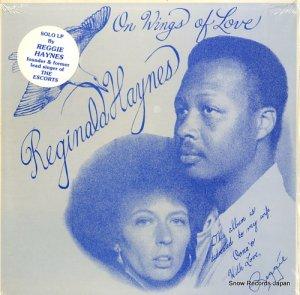 レジナルド・ヘインズ - on wings of love - LP1001