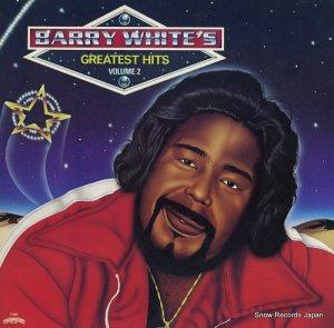 バリー・ホワイト - greatest hits volume 2 - T-599