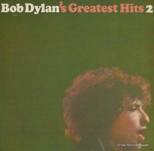 ボブ・ディラン - bob dylan's greatest hits 2 - CBS62911
