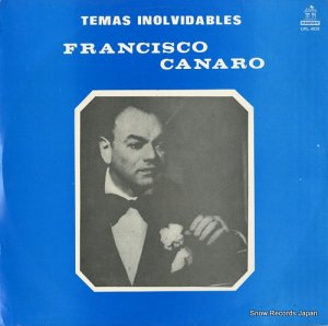フランシスコ・カナロ - temas inolvidables - URL4028
