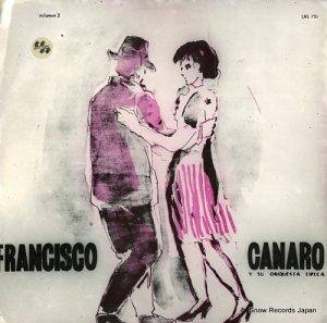 フランシスコ・カナロ - francisco canaro y su orquesta tipica volumen2 - URL750