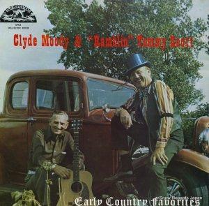 クライド・ムーディー&トミー・スコット - early country favorites - OHS90106