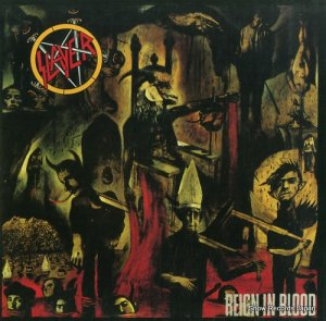 スレイヤー - reign in blood - B0018853-01