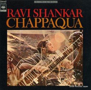 ラヴィ・シャンカール - チャパカ - SONX60020