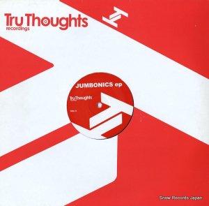 JUMBONICS - jumbonics ep - TRUEP070