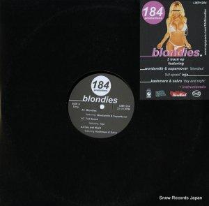 184プロダクション - blondies ep - LMR1204