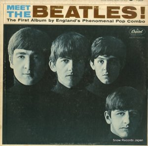 ザ・ビートルズ - meet the beatles - T2047