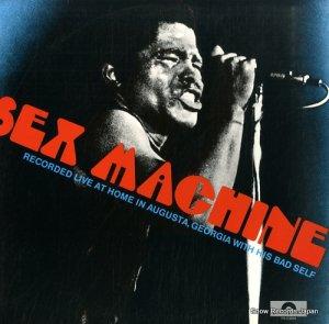 ジェームズ・ブラウン - sex machine - PD-2-9004
