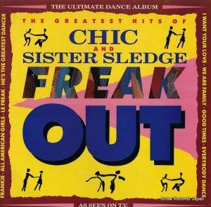 シック&シスター・スレッジ - freak out - STAR2319