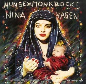 ニーナ・ハーゲン - ナン・セックス・モンク・ロック - 25.3P-359