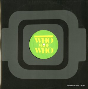 WHOMADEWHO - space for rent(remixes) - GOMMA067