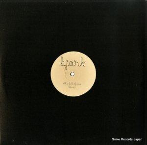 ビョーク - all in full of love - TRS-13