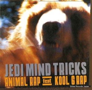 ジェダイ・マインド・トリックス - animal rap feat. kool g rap - BBG-0102