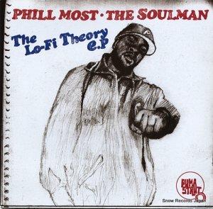 PHILL MOST CHILL - the lo-fi theory e.p - PUMA-009