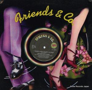 エスター・ウィリアムズ - your's and your's alone - DD-1003