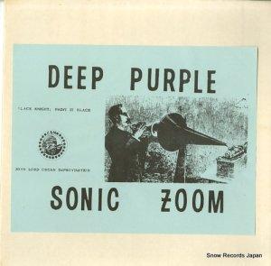 ディープ・パープル - sonic zoom - 3643