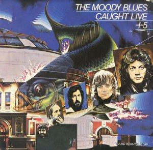 ムーディー・ブルース - the moody blues caught live + 5 - 2PS690/1