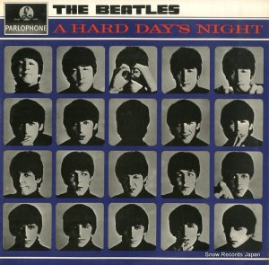 ザ・ビートルズ - a hard day's night - PCS3058