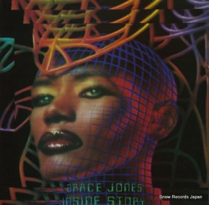 グレイス・ジョーンズ - inside story - MTL1007