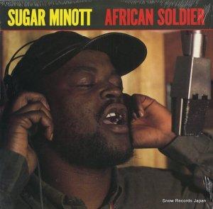 シュガー・マイノット - african soldier - HB-49