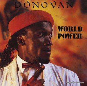 ドノヴァン - world power - ILPS9909
