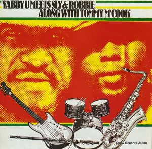 V/A - yabby u meets sly & robbie along with tommy mccook - WLN001