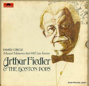 フィードラーとボストンポップス - broadway and movies - 2488