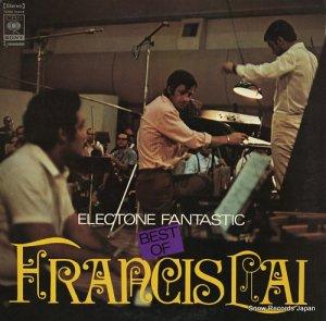 ファンタスティック・サウンズ - エレクトーン・ファンタスティック/フランシス・レイのすべて - SOND66048