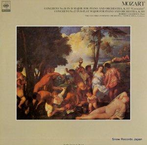 ロベール・カザドゥジュ - モーツァルト:ピアノ協奏曲第26番ニ長調k.537「戴冠式」 - FCCA538