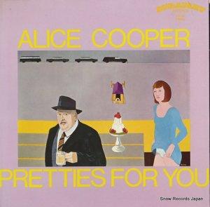 アリス・クーパー - pretties for you - WS1840/STS1051